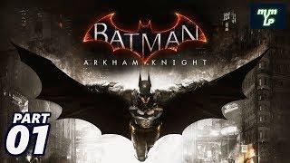 Batman: Arkham Knight -Der dunkle Ritter kehrt zurück- PS4 Pro let