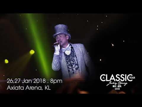 Jacky Cheung A Classic Tour 2018 - KL Video #1