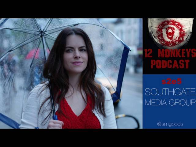 Bodies of Water s2e5 - 12 Monkeys Podcast