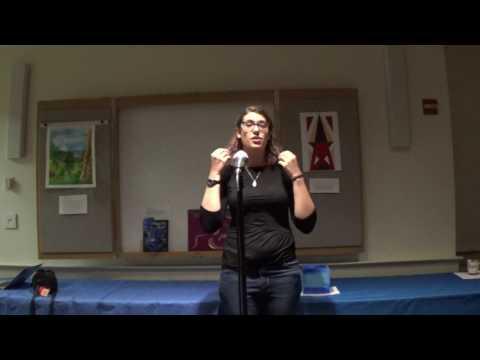 Sermon Slam 2017: Jessica Morris