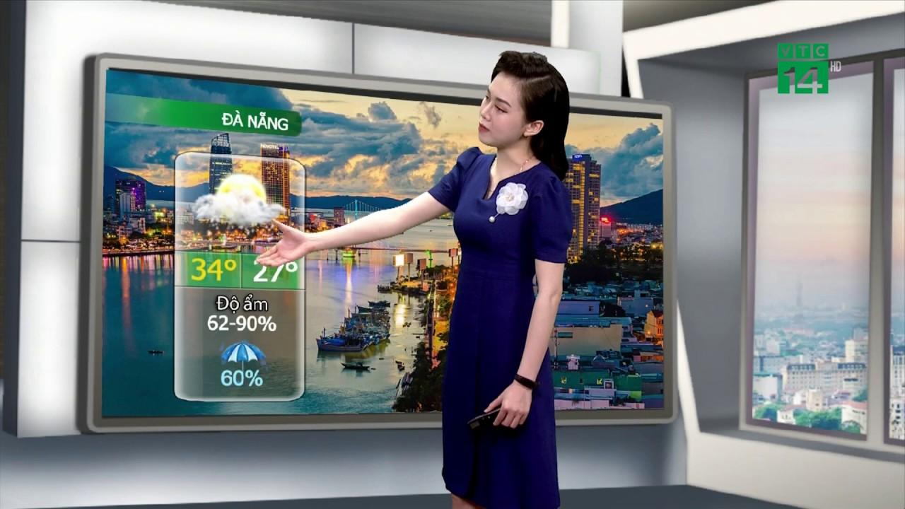 Thời tiết đô thị 23/05/2020: Hà Nội mát mẻ, nhiệt độ cao nhất 31 độ  VTC14