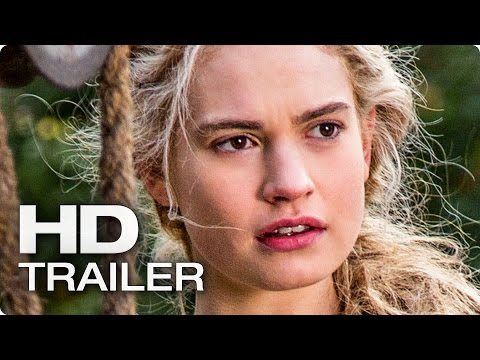 Trailer do filme Cinderela (2015)