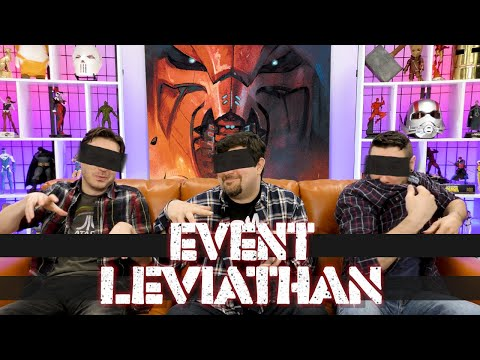 The Massive DC Event You Didn't Read!   Event Leviathan   Back Issues