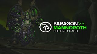 Paragon VS Mannoroth Mythic