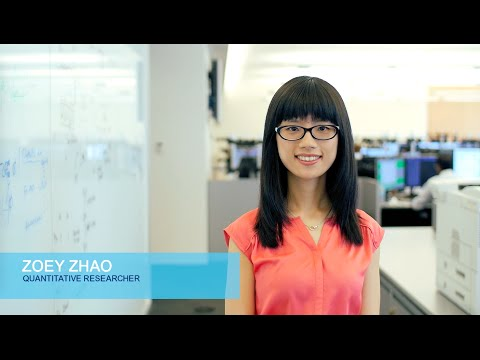 Citadel Year One: Zoey Zhao – Quantitative Researcher, Chicago