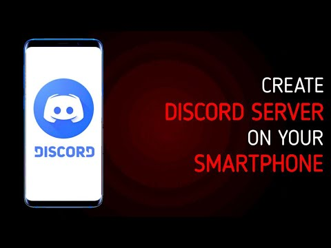 DISCORD TUTORIAL ON MOBILE | DISCORD TUTORIAL FOR BEGINNERS | MAKE DISCORD SERVER |BloodyHell Gaming