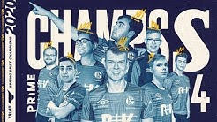 HOW WE BECAME GERMAN CHAMPIONS - Montage - Schalke 04 Evolution Prime League Highlights