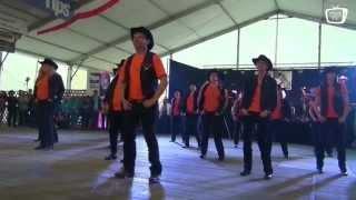 """Linedance - Auftritt der """"TIGERFEET LD"""" - Ried/OÖ"""