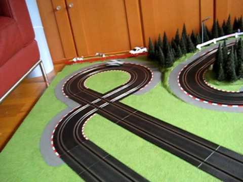 Artin sur circuit Carrera GO