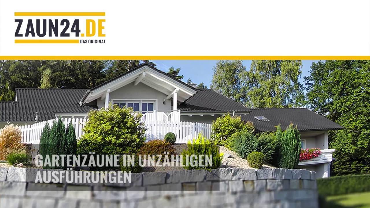 Zaun24 der Channel vom line Shop für Zaunsysteme