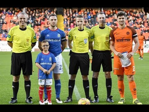 Dundee United v Linfield 7/10/17