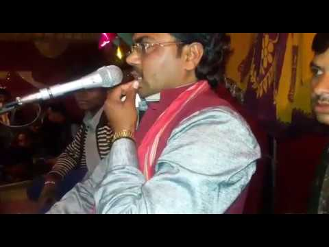 Rajnesh shastri night program    Brajesh shastri    (2017)
