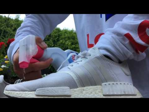 HOW TO CLEAN SNEAKER **BRAND NEW**(NMD-YEEZY-ULTRABOOST)