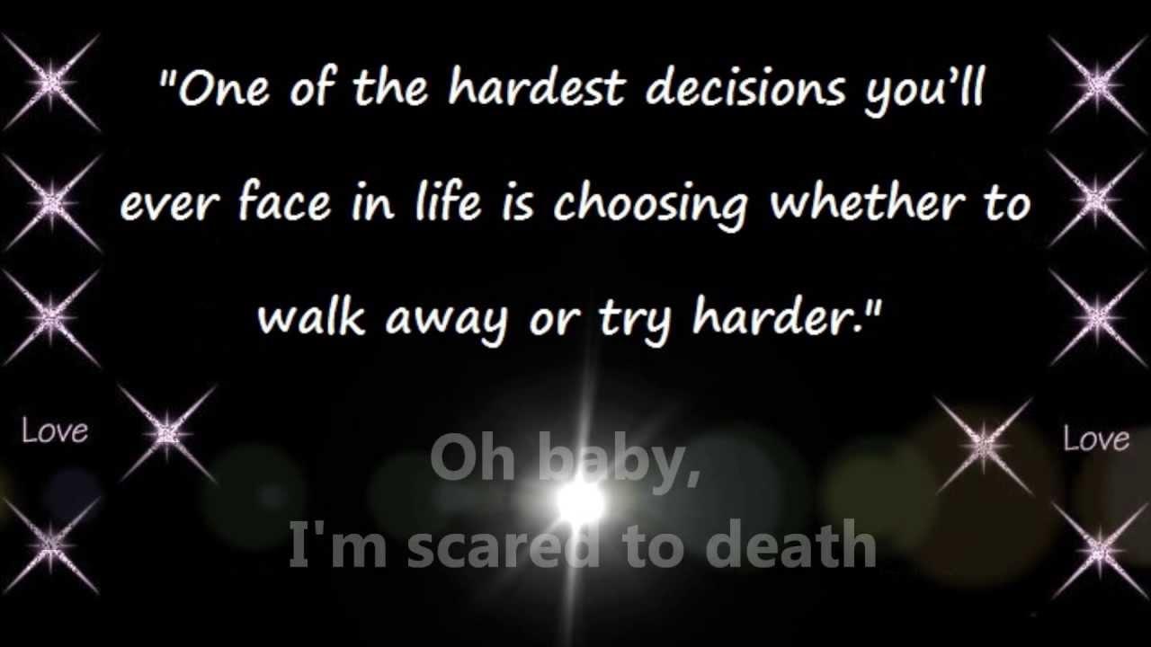 KZ Tandingan - Scared to Death Lyrics