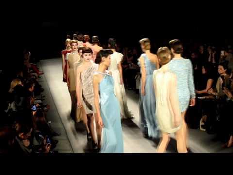 Jenny Packham Fall 2012 - New York Fashion Week - Meniscus Magazine