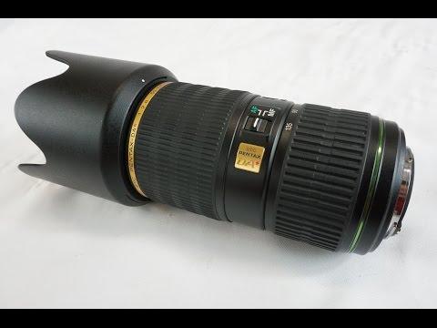 Pentax 50-135mm F/2.8 DA* Zoom Lens Review