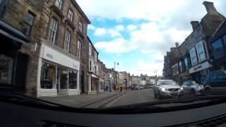 A drive down to Darlington and Barnard Castle