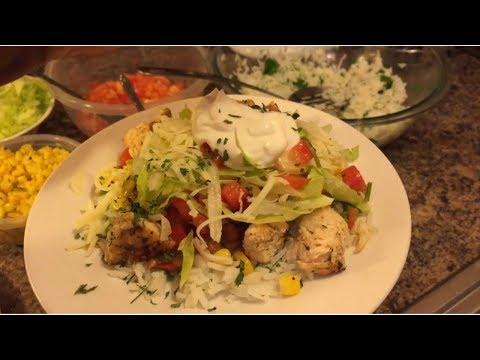 How To Make Chipotle Burrito Bowl
