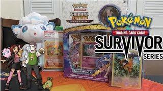Pokemon SHINING LEGENDS Survivor Series Pack Battle! vs Philpepe