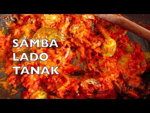 Samba Lado Tanak - Minangnese Sambal with Coconut Milk