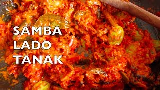 Video Samba Lado Tanak (Minangnese Sambal with Coconut Milk) download MP3, 3GP, MP4, WEBM, AVI, FLV Agustus 2017