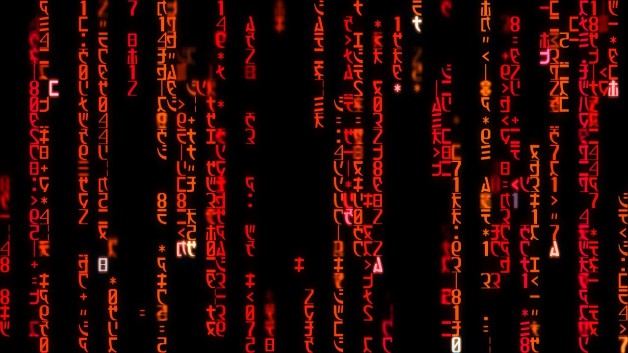 The Matrix Trilogy Screensaver (Presets Included)