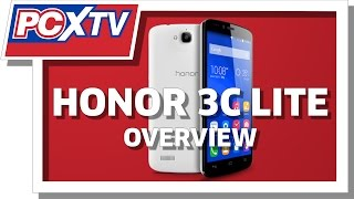Honor 3C Lite Product Overview