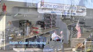 South Coast Distributing in San Clemente, California