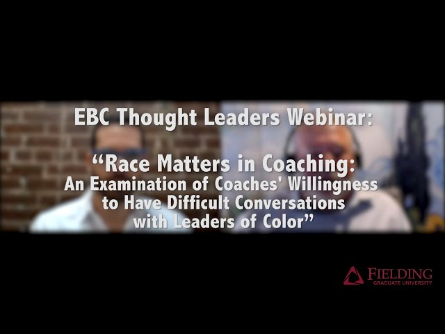 Race Matters in #Coaching