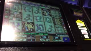 Cleopatra 2 big bonus win high limit slots