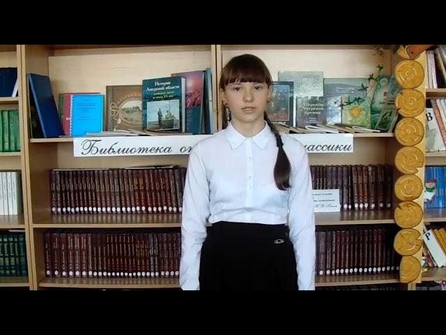Изображение предпросмотра прочтения – НадеждаФурманова читает произведение «О добре» И.А.Самариной