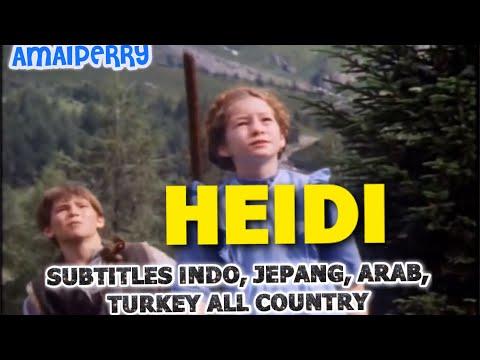 "(SUBTITLE) ""HEIDI"" PART 1 FILM ANAK TERBAIK/ AMAIPERRY"