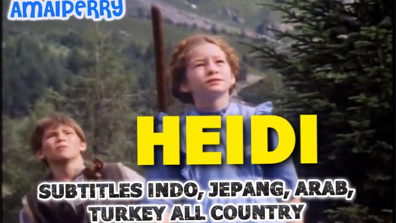 "Download (SUBTITLE) ""HEIDI"" PART 1 FILM ANAK TERBAIK/ AMAIPERRY"