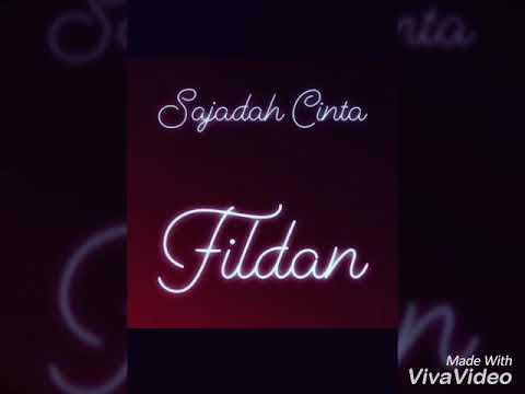 Fildan Sajadah Cinta Video Clip Fildan & Salmiaty