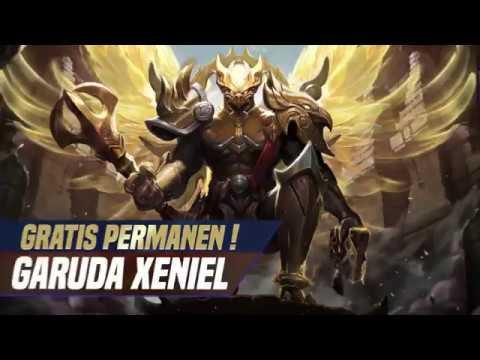 Garuda Xeniel Skin Spotlight Garena Aov Arena Of Valor