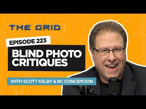 The Grid Live: Blind Photo Critiques (Episode 223)