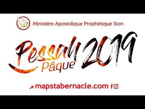 FÊTE DE PESSAH (Pâque) 2019