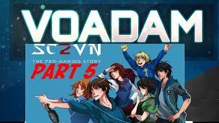 VOADAM: Let's Play SC2VN! Part 5  (StarCraft Visual Novel)