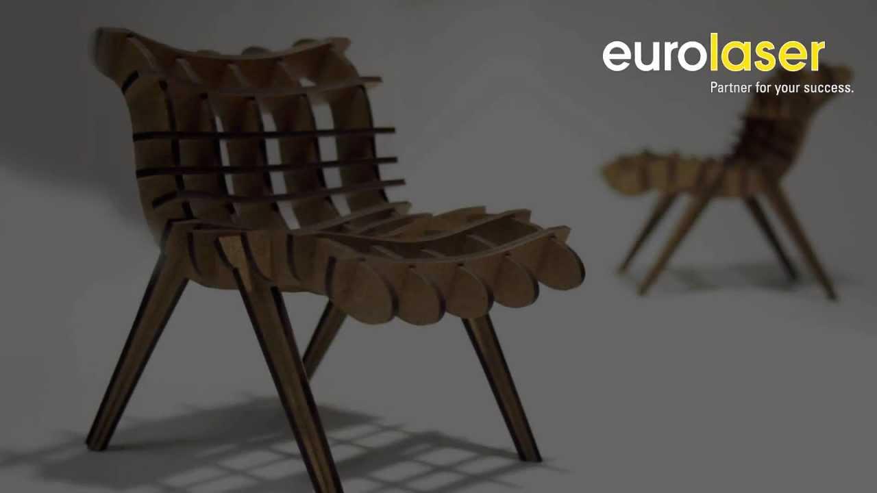 Charmant Laser Cutting Of MDF Furniture   Laserschneiden Von MDF Möbeln   Eurolaser