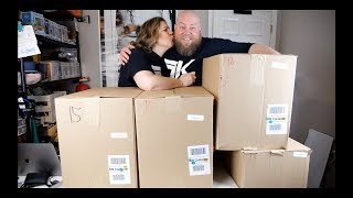 The FINALE of the $3,309 Amazon Customer Returns Pallet With 5 HUGE Mystery Boxes FULL OF LEGO SETS!