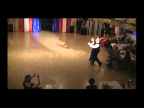 Foxtrot Dance to Linda Eder's Someone Like You