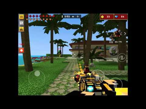 Googy : Pixel Gun 3d (Présentation du mode match à mort )