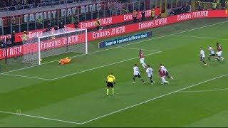 Milan Juventus, Higuain sbaglia il rigore ⚽