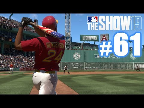 I'VE NEVER SEEN ONE END LIKE THIS! | MLB The Show 19 | Diamond Dynasty #61