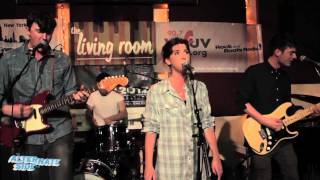 "Little Green Cars - ""The John Wayne"" (Live - WFUV at CMJ)"