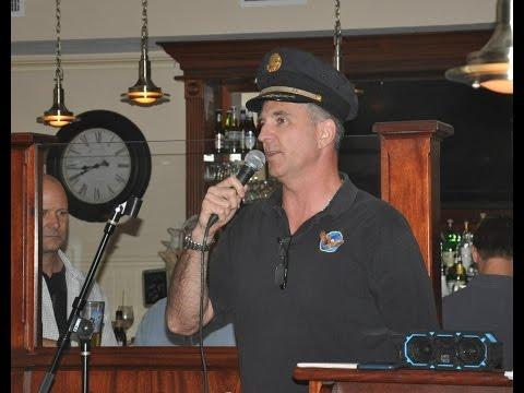 Cos Cobber Speech TWA Flight 800 by Mark L Berry
