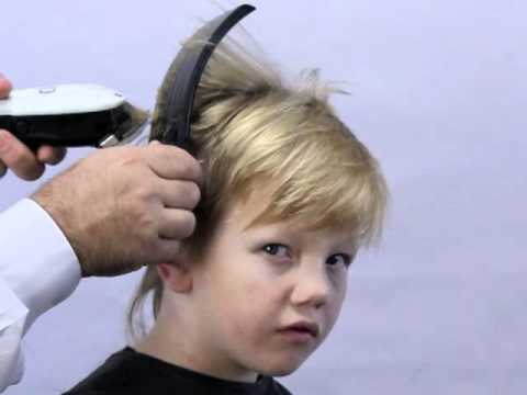 haircut for boy how to cut boys hair the new simple way using freestyla 4878