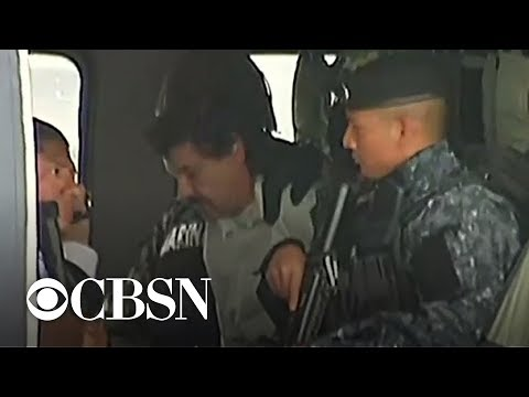 El Chapo trial: Former Mexican president accused of corruption