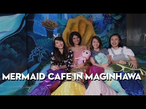 UNDER THE SEA: FIRST MERMAID CAFE IN THE PHILIPPINES | VLOG #25: Jojomei