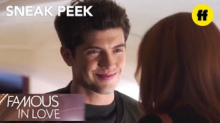 Famous in Love: Season 2, Episode 9 Sneak Peek: Paige and Rainer Fly to NYC | Freeform